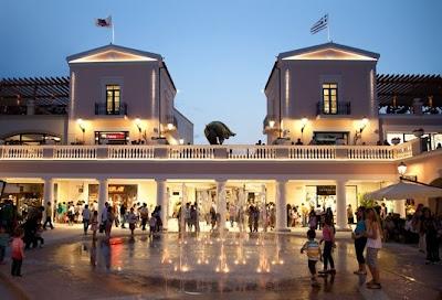 أضخم مراكز التسوق في أثينا عاصمة اليونان