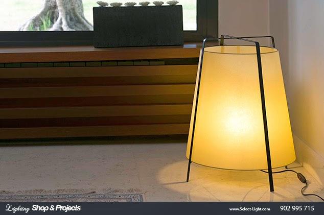 Akane lamp - Pepe Llaudet