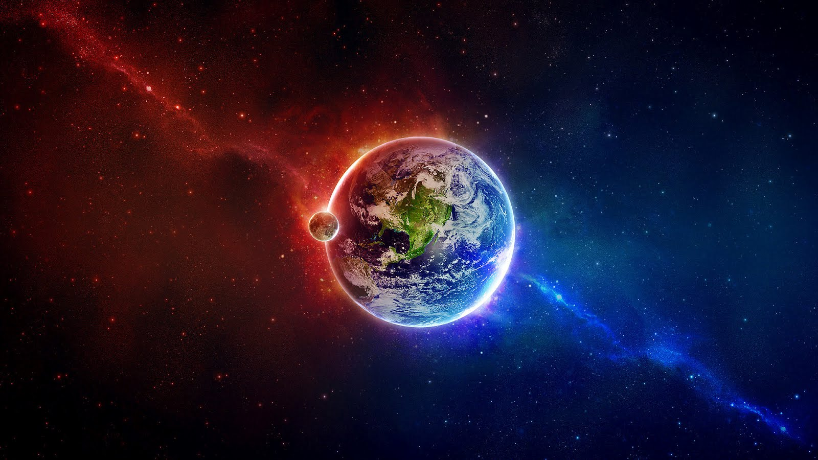 3d wallpapers 3d space scene wallpapers for 3de wallpaper