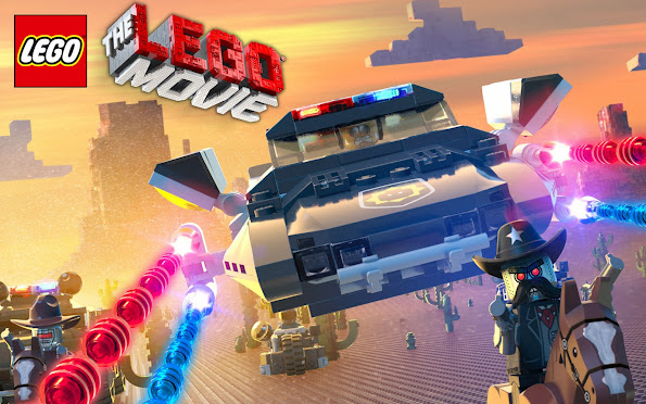 The Lego Movie Bad Cop 6j