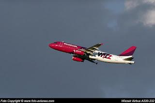AVIÓN AIRBUS A320 HA-LPJ