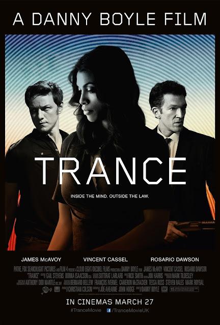 [Crítica] Trance. Danny Boyle juega con nuestra mente