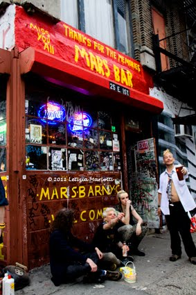 mars bar nyc. Mars Bar in New York