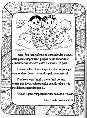 De Cadernos  Abertura De Caderno  Capas De Caderno  Projetos Etc