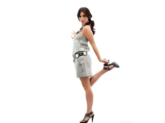 Jessica Lowndes Biography and Photos