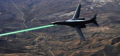 Pesawat Tempur Kini Mulai Dipersenjatai Laser