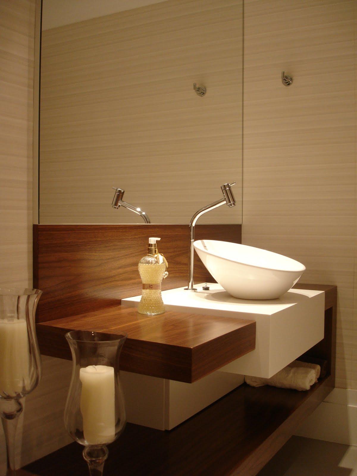 decoracao lavabo apartamento:Independente do estilo o segredo é saber  #AB8620 1200x1600 Banheiro Apartamento Decoração