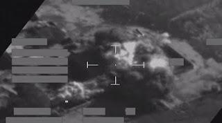 Βίντεο: Βρετανικό μαχητικό εξαϋλώνει με βόμβα ελεύθερο σκοπευτή του ISIS