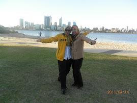 Kenangan Di Perth...