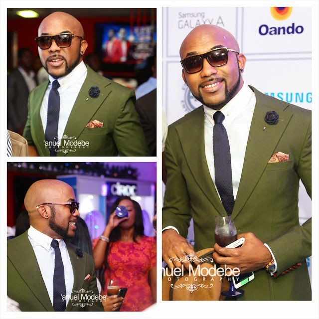 Photos From Banky W's Music Film Premiere