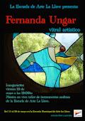 Fernanda Ungar presenta sus vitrales