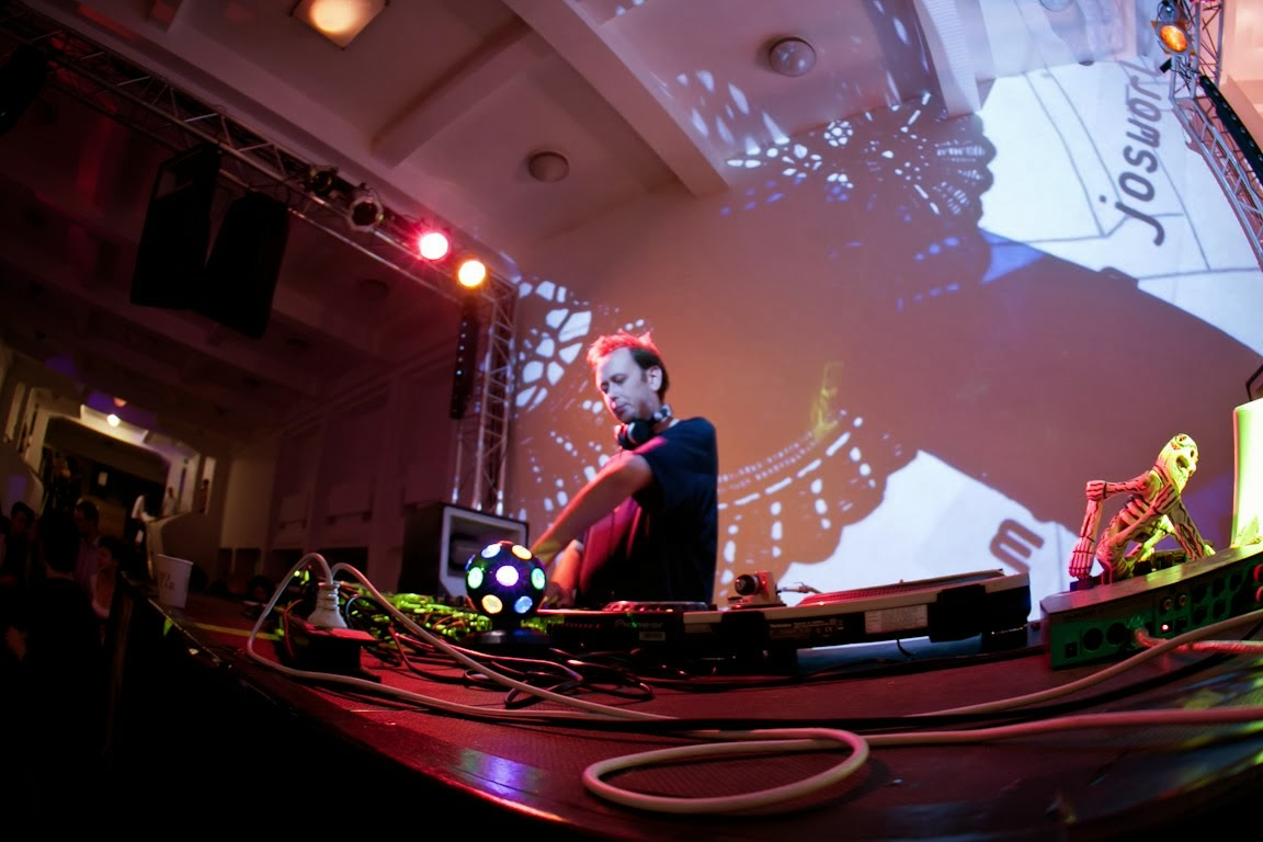 Electronic Music Festival Bozar Brussels
