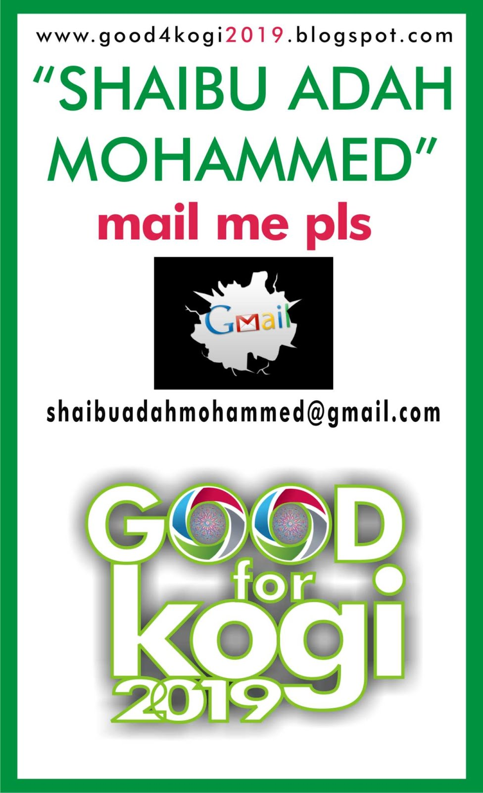 SEND US A MAIL NOW