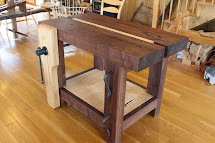 Roubo Woodworking Workbench Plans