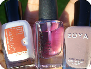 Zoya Jana Get Even CND Shiney