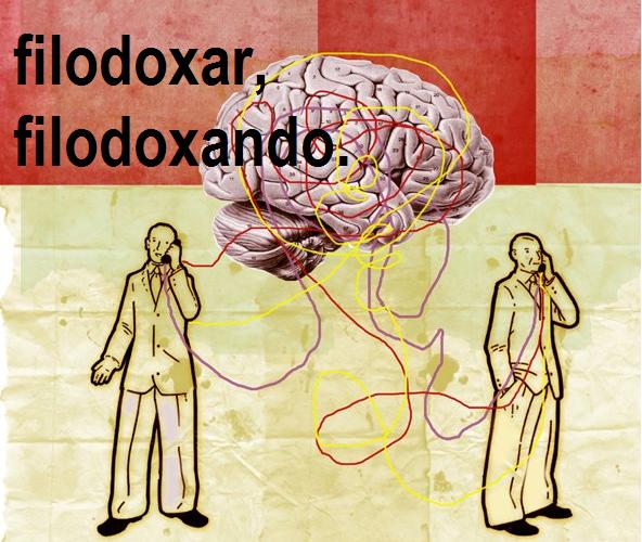filodoxar con filodoxos