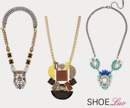 shoe luv jewel luv top jewelry trends winter 2014