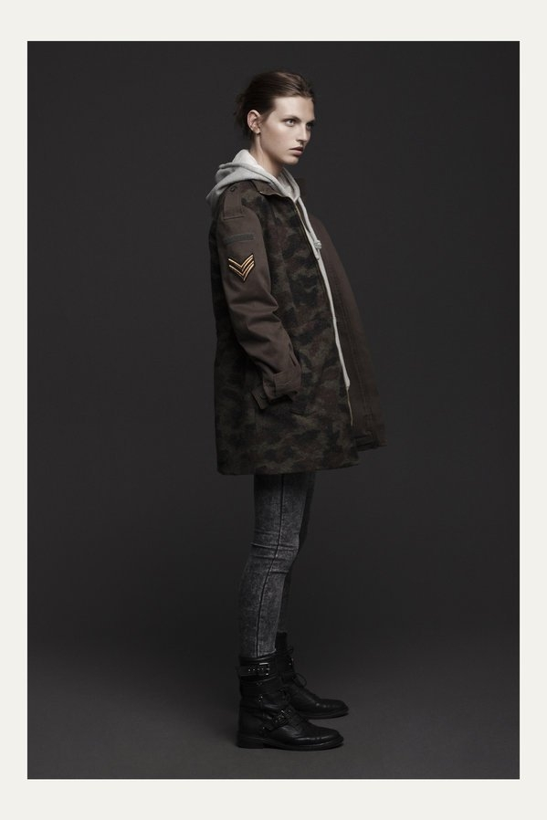 Zara TRF Lookbook September 2012