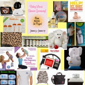 $1170 Baby Lovin' Prize Pack Giveaway