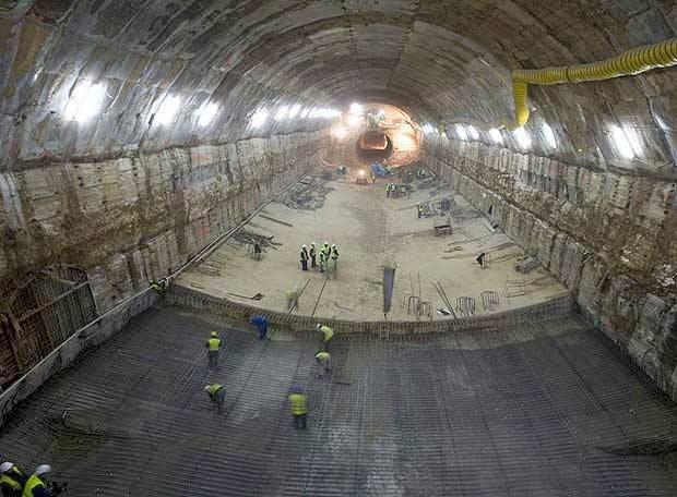 Tunnel-en-construction-Espagne