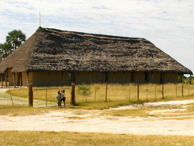 Olukonda, Owamboland
