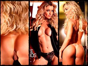 apresentadora alice ramos revista sexy junho 2015