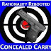 Concealed Carry Holder Saves Four Lives When He Returns Fire and Hits an Armed Robber Shooting at Them