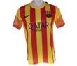 Jersey Barcelona Away Player Issue 2013 / 2014