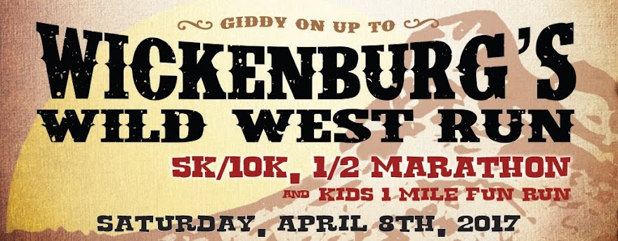 Wickenburg's Wild West Run (Official Website) 5k - 10k - Half Marathon - Kids Fun Run