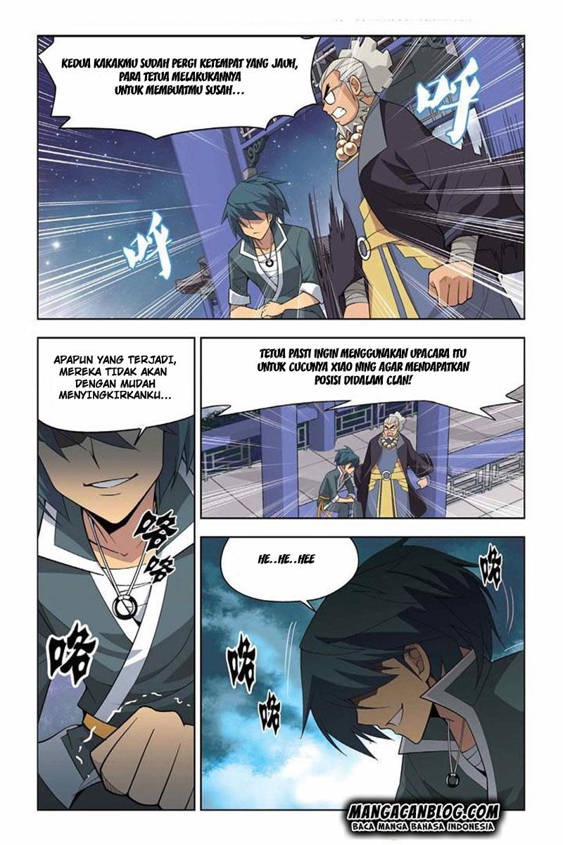 Battle Through Heaven Chapter 06-16
