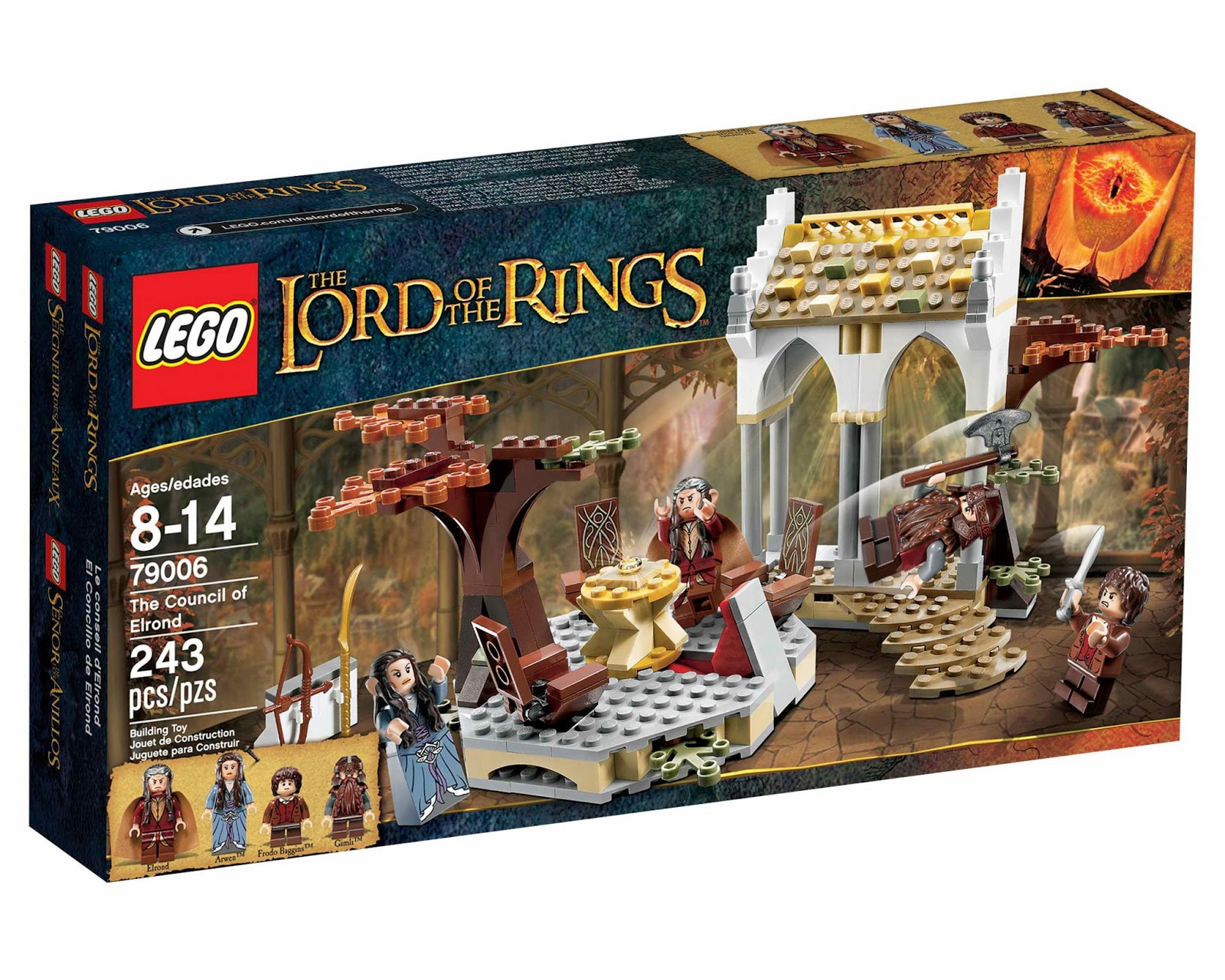 lego lord of the rings - photo #16