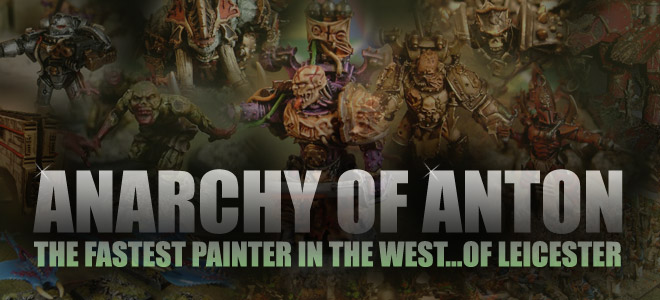 The Anarchy of Anton!