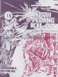 SERIAL KISAH SI PEDANG KILAT | Buku Cersil Kho Ping Hoo