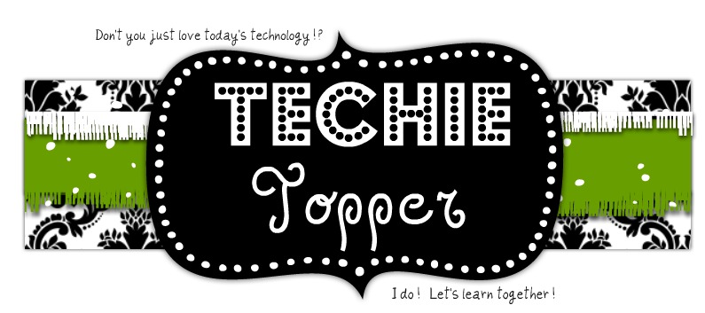 Techie Topper
