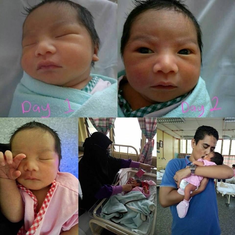 Annur Safiyya was born