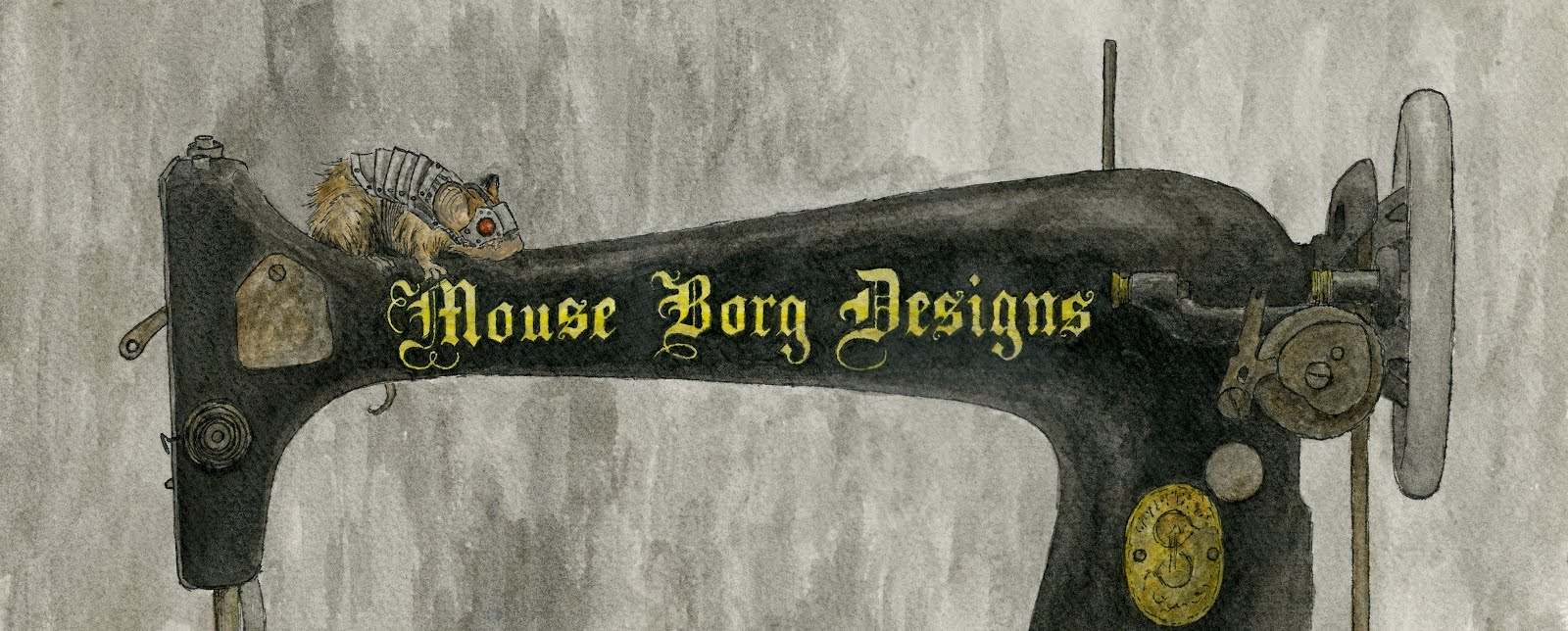 Mouse Borg Designs