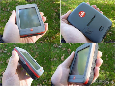 Falk IBEX 40 GPS