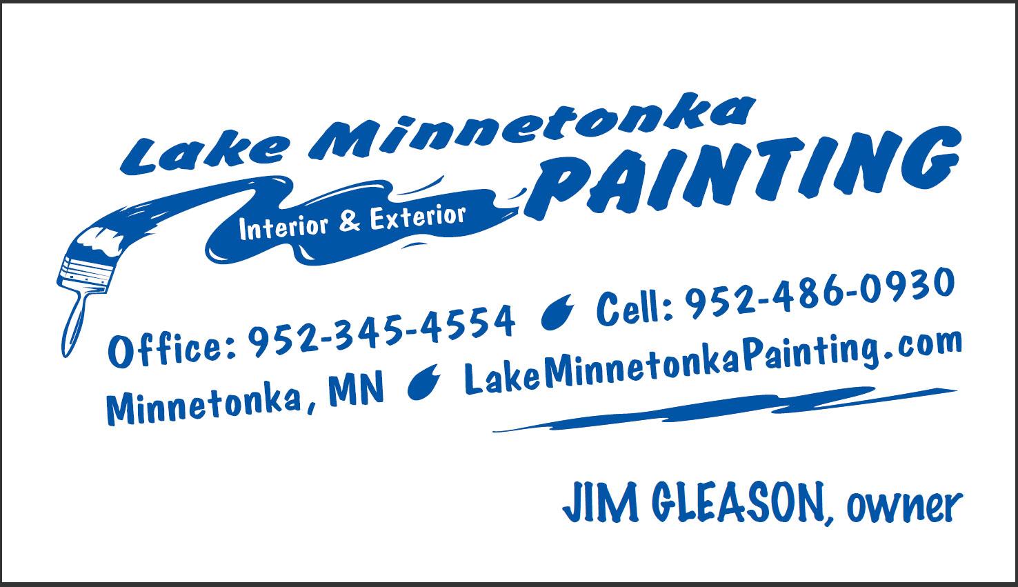 Wayzata Printing | 952-473-1000: Lake Minnetonka Painting Business ...
