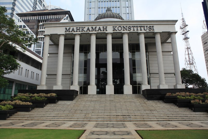 Museum Mahkamah Konstitusi Supreme Court Jakarta