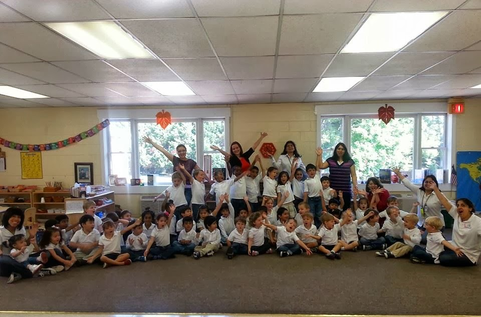 Montessori School Of Herndon October 2013