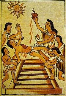 suku kanibal aztec