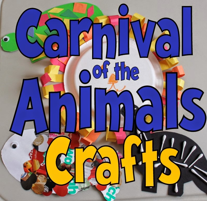 Mrs. King's Music Class: Carnival of the Animals Crafts