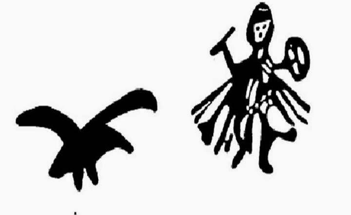 Kam -Şaman- ve Kuş