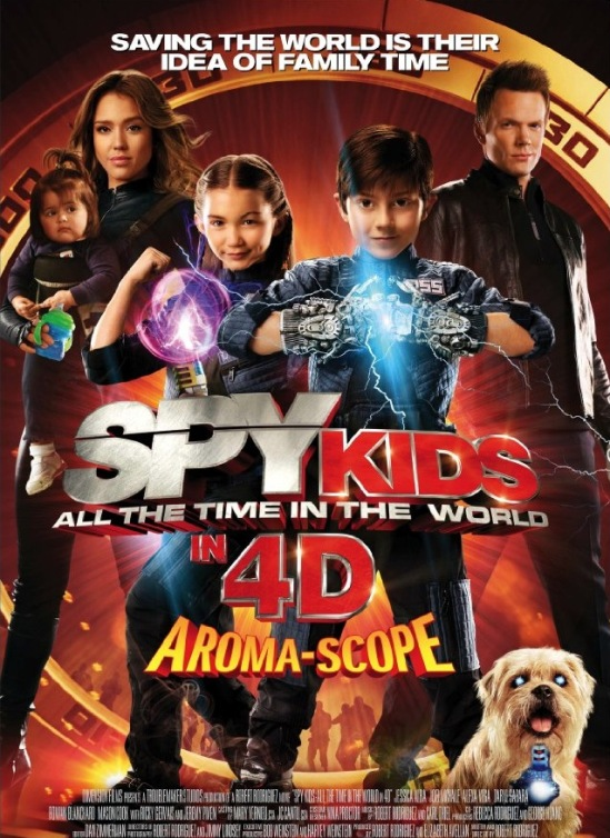 Spy Kids 4 poster download