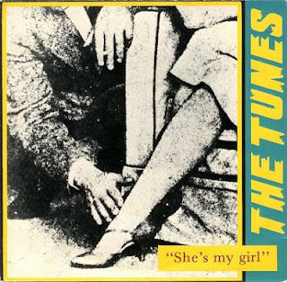 The Tunes - She\'s My Girl / Something Strange  (1980)