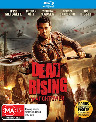 Dead Rising Watchtower 2015 BRRip 480p 300mb