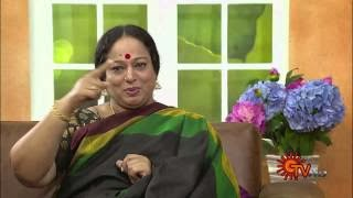 Virundhinar Pakkam – Sun TV Show 27-01-2014 Actress Nalini