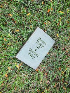 Garden Fairy Book