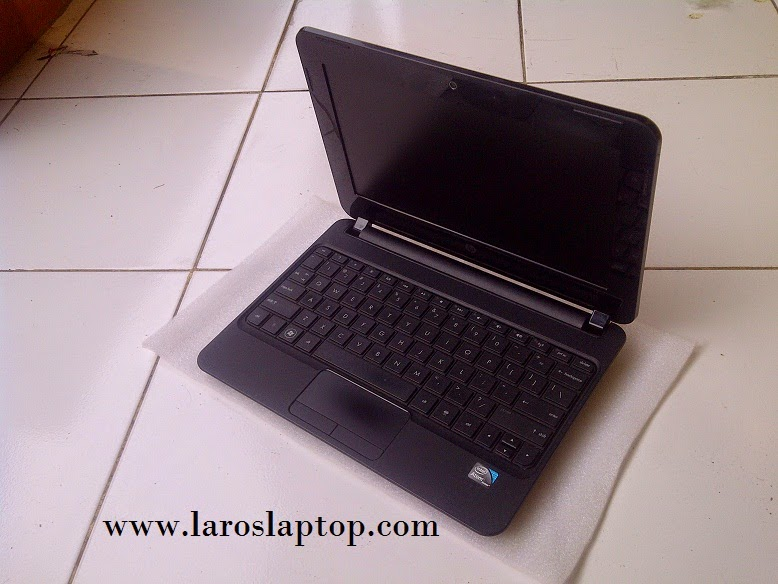 Harga Notebook second HP Mini 110-3100 RED
