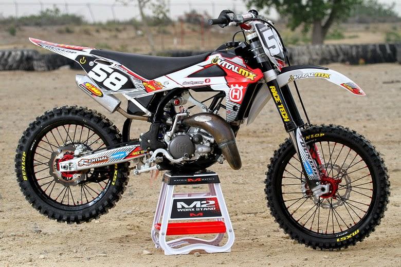Husqvarna CR125 Motorcycles Price
